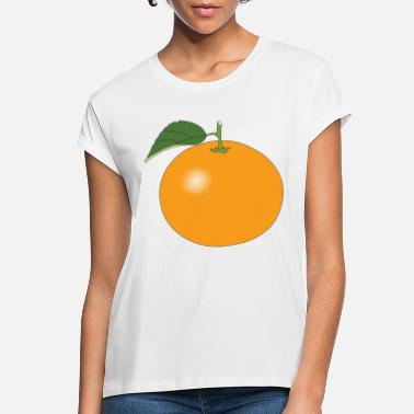 Outcome orange - Women's Loose Fit T-Shirt
