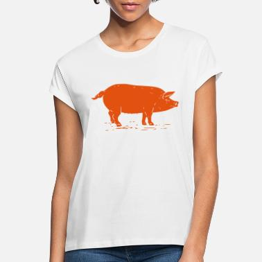 Sow Sow - Women's Loose Fit T-Shirt
