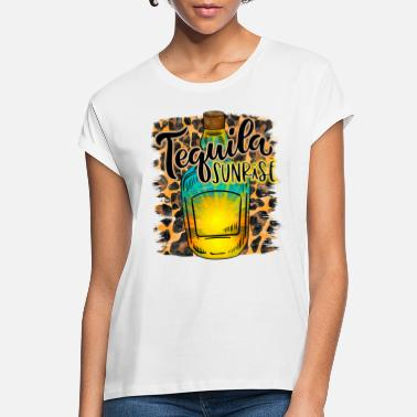 Tequila Sunrise Tequila Sunrise - Women's Loose Fit T-Shirt