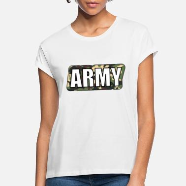 Army Reserve Army - Women's Loose Fit T-Shirt