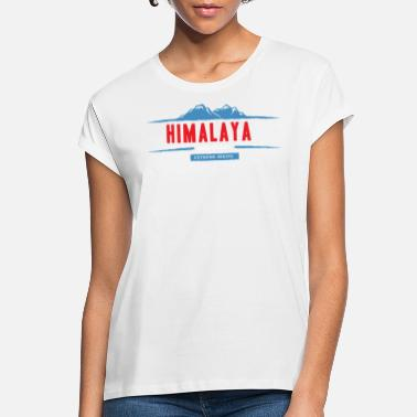 Himalaya Himalaya - Women's Loose Fit T-Shirt