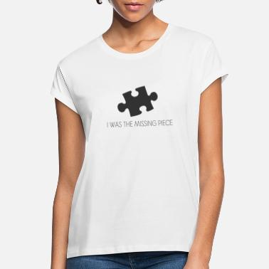 MissingPiece - Women's Loose Fit T-Shirt