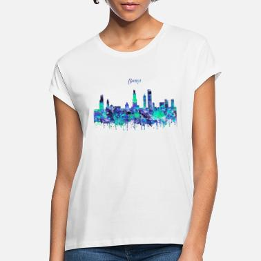 Chicago Chicago, Chicago Illinois - Women's Loose Fit T-Shirt