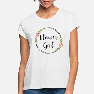 Flower Girl Flower Girl - Women's Loose Fit T-Shirt
