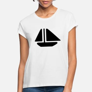 Sailboat Sailboat - Women's Loose Fit T-Shirt