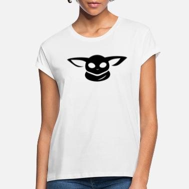 Baby Yoda black edition - Women's Loose Fit T-Shirt