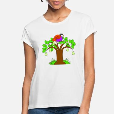 Pear A Partridge in a Pear Tree - Women's Loose Fit T-Shirt