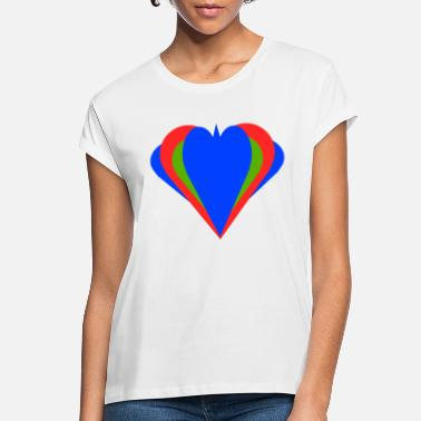 Big Heart Big heart - Women's Loose Fit T-Shirt