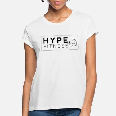 hype fitness - Women's Loose Fit T-Shirt