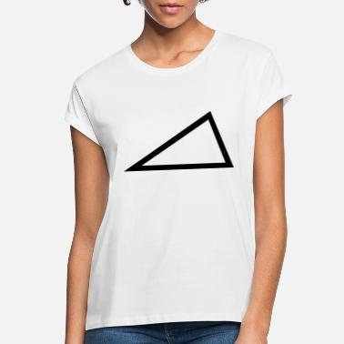 Triangle Triangle - Women's Loose Fit T-Shirt