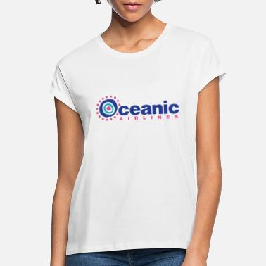 Oceanic Oceanic Airlines (LOST) - Women's Loose Fit T-Shirt