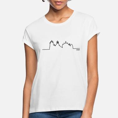 Erfurt Skyline Erfurt - Women's Loose Fit T-Shirt