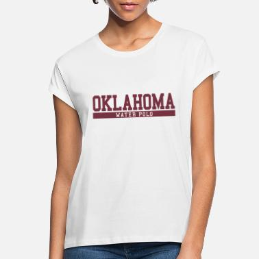 Water Match Oklahoma Water Polo - Women's Loose Fit T-Shirt