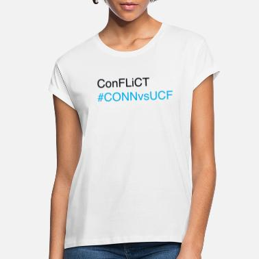 Conflict ConFLiCT - Women's Loose Fit T-Shirt