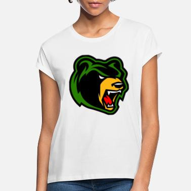 Samsung-cases Bear Logo Samsung Case - Women's Loose Fit T-Shirt