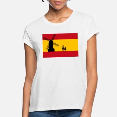 Don Quijote Don Quixote - Women's Loose Fit T-Shirt