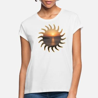 Deluxe Sunrise deluxe - Women's Loose Fit T-Shirt
