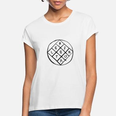 Fire Reflektor - Women's Loose Fit T-Shirt