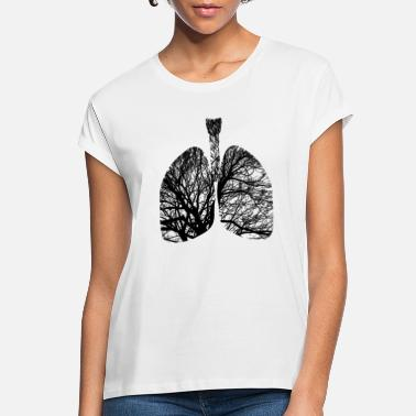 Lungs lungs - Women's Loose Fit T-Shirt