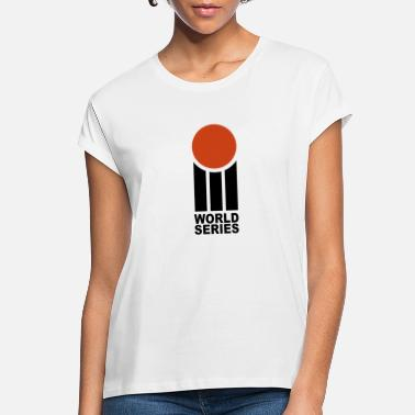 World Series World Series Cricket Retro - Women's Loose Fit T-Shirt