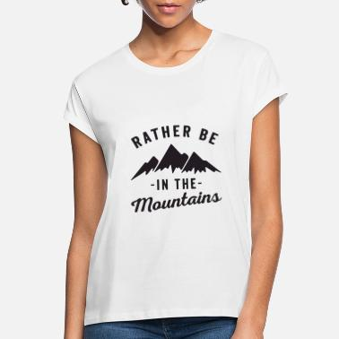 Rather Be rather be - Women's Loose Fit T-Shirt