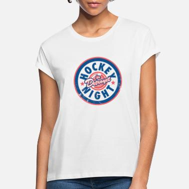 hockey - Women's Loose Fit T-Shirt