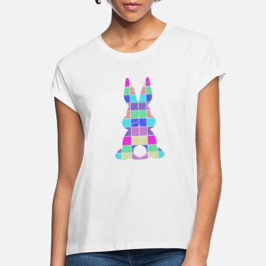 Easter Bunny bunny Rabbit easter easter bunny - Women's Loose Fit T-Shirt