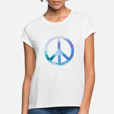 Peace! - Women's Loose Fit T-Shirt