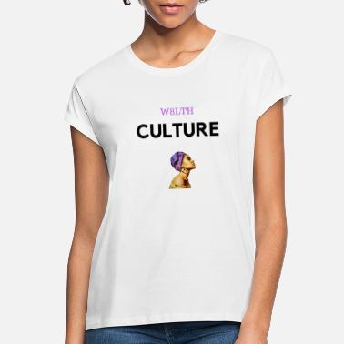 Culture The Culture - Women's Loose Fit T-Shirt