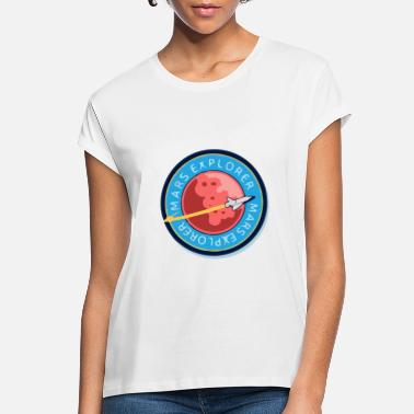 Occupy Mars Explorer - Women's Loose Fit T-Shirt