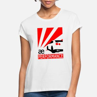 Performance AE Performance - Women's Loose Fit T-Shirt