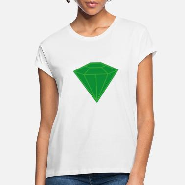 emerald - Women's Loose Fit T-Shirt