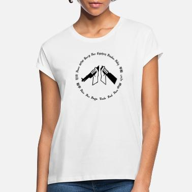 Global Peace Global Peace - Women's Loose Fit T-Shirt