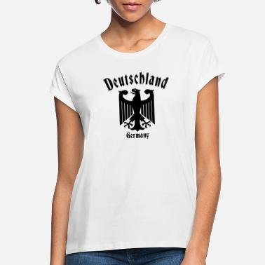 Germany Deutschland Germany - Women's Loose Fit T-Shirt