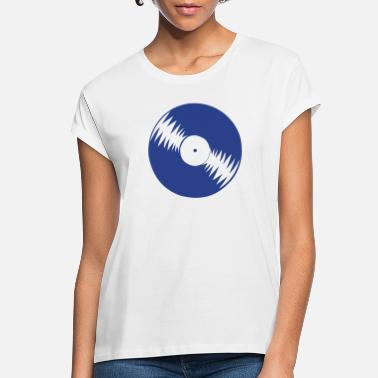 Record record - Women's Loose Fit T-Shirt