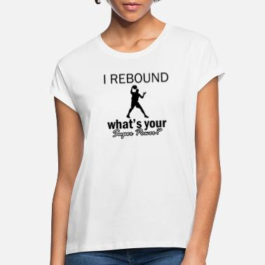 Rebound rebound design - Women's Loose Fit T-Shirt