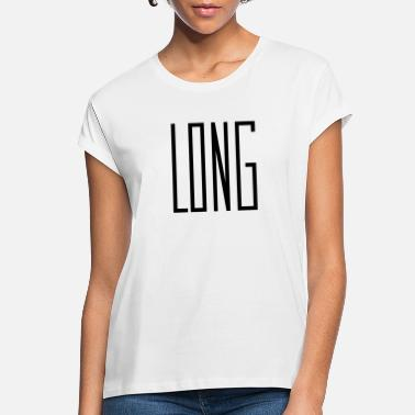Long long words that are long. - Women's Loose Fit T-Shirt
