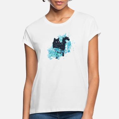 cat - Women's Loose Fit T-Shirt