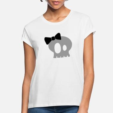 Cute Skull Cute Skull - Women's Loose Fit T-Shirt