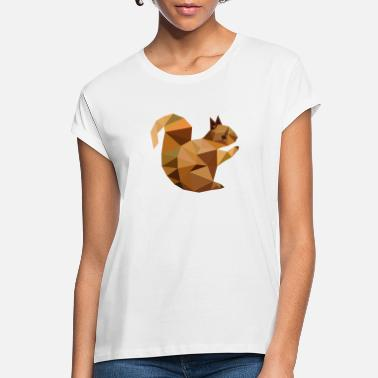 Squirrel Squirrel - Women's Loose Fit T-Shirt