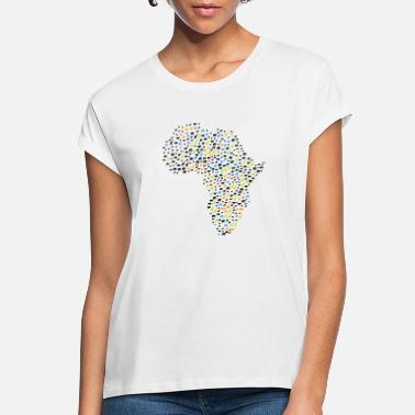africa icon - Women's Loose Fit T-Shirt