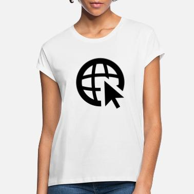 Web web - Women's Loose Fit T-Shirt