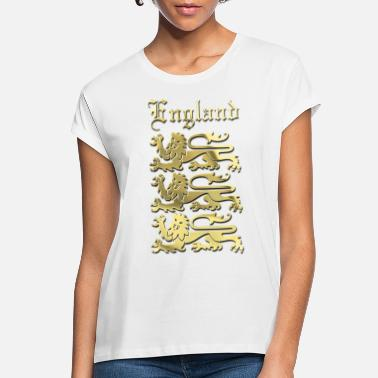 Arms Royal Arms of England - Women's Loose Fit T-Shirt