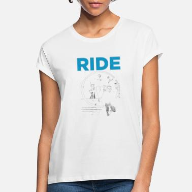Band Ride - band T shirt (1992) - Women's Loose Fit T-Shirt