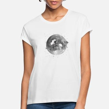 Mare The Mare in the Moon - Women's Loose Fit T-Shirt