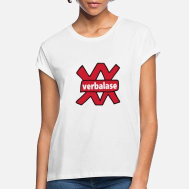 verbal - Women's Loose Fit T-Shirt