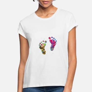 Baby Feet Baby feet - Women's Loose Fit T-Shirt
