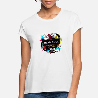 Head Cook HEAD COOK - Women's Loose Fit T-Shirt