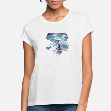 Familiar A Familiar Foe - Women's Loose Fit T-Shirt