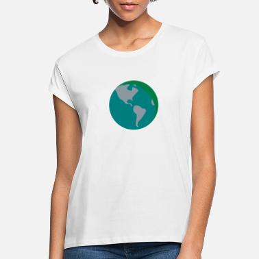 Earth - Women's Loose Fit T-Shirt